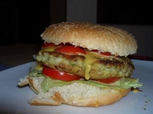 Fisch-Burger mit Dillmayonnaise Rezept