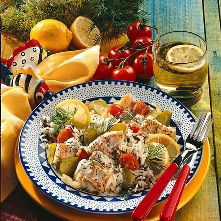 Fisch-Gulasch Rezept