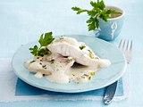 Fisch mit weißer Soße Rezept
