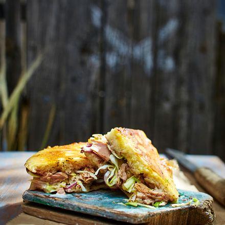 Fisch-Sandwich Rezept