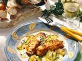 Fischfilet in Kartoffel-Senf-Kruste Rezept