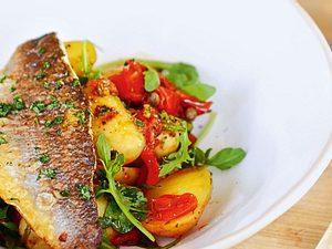 Fischfilet mediterran Rezept