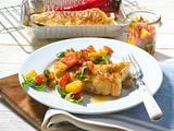 Fischfilet mit Chili-Curry-Paste Rezept