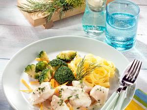 Fischragout mit Broccoli Rezept