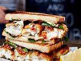 """Fischstäbchen-Sandwich """"Fish-Finger-Sandwich"""" Rezept"""