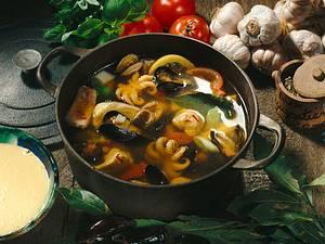 Fischsuppe à la Bouillabaisse Rezept