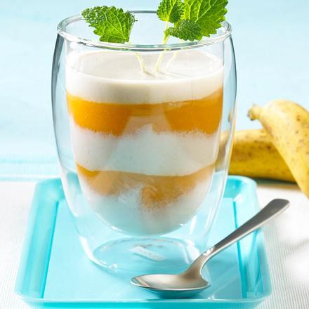 Fitness-Bananen-Aprikosen-Drink Rezept