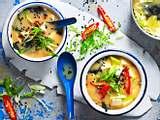 Fixe Misosuppe mit Tofu Rezept