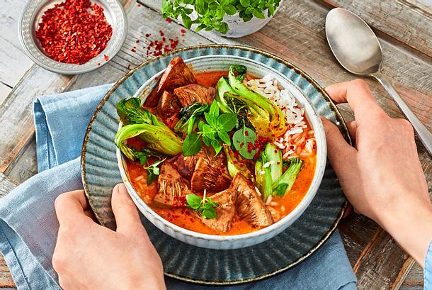 Fixes Thai-Curry Rezept