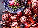 Cassis-Fisch-Häppchen Rezept