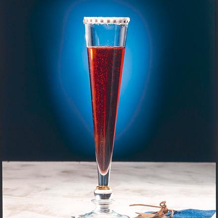 Fliederbeer-Aperol Drink Rezept