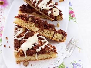 Florentiner Streuselkuchen Rezept