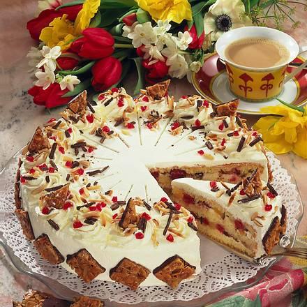 Florentiner Torte Rezept