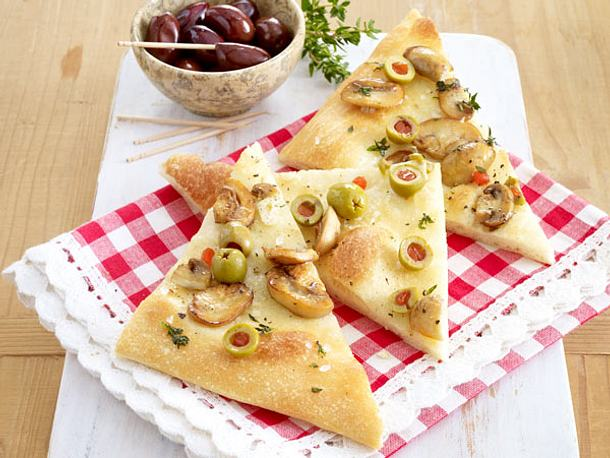 After-Work-Party - endlich Feierabend! - focaccia