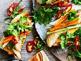 """Forever young""- Fisch-Banh-Mi Rezept"