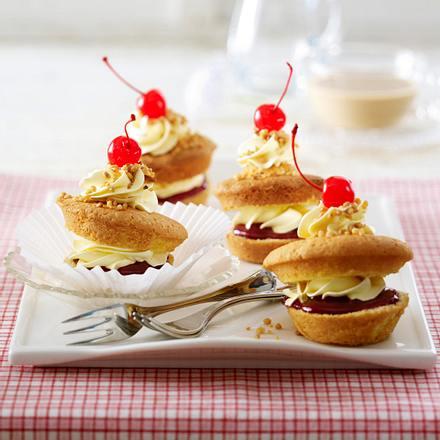 frankfurter buttercreme muffins rezept chefkoch rezepte auf kochen backen und. Black Bedroom Furniture Sets. Home Design Ideas