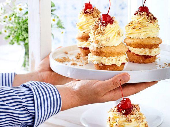 Frankfurter-Kranz-Cupcakes à la Mama Rezept