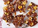 """""""Frei von""""-Butterkuchen mit Vanille-Mandel-Pudding Rezept"""