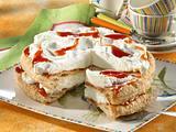 Friesentorte mit Hagebutten Rezept