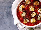 Frikadellen in Curry-Tomatensoße Rezept