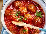 Frikadellen in Tomatensoße Rezept