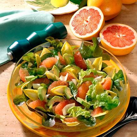 Frischer Salat Rezept