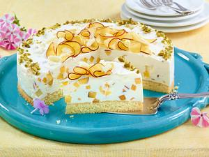 Frischkäse-Nektarinen-Torte Rezept
