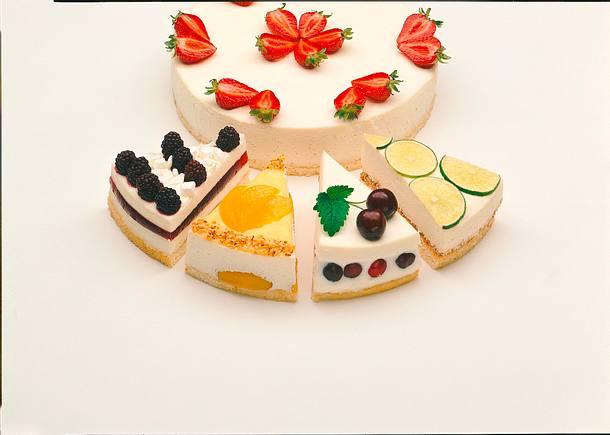 Frischkäse-Torte Rezept