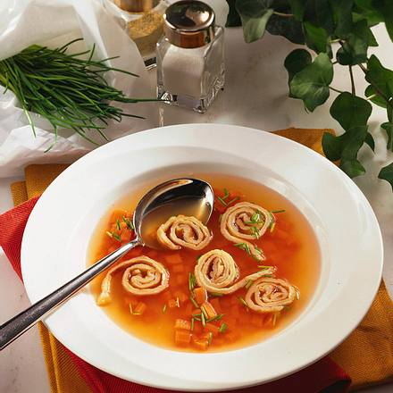 Frittaten-Suppe Rezept