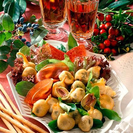 Frittierte Oliven Rezept
