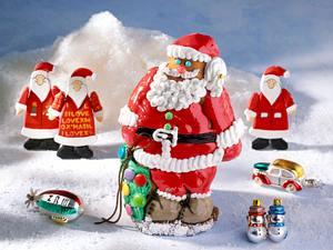 Fröhlicher Weihnachtsmann Rezept