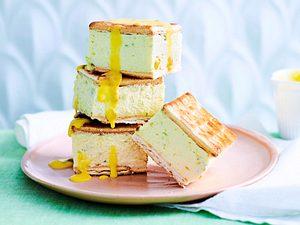 "Frozen Cheesecake ""Key West"" Rezept"