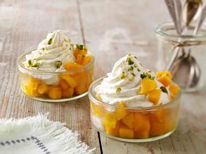 Frozen Joghurt auf Mango Rezept