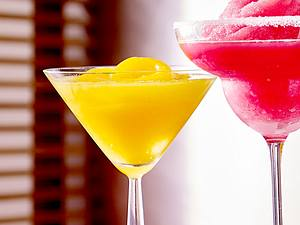 Frozen Mango Margarita Rezept