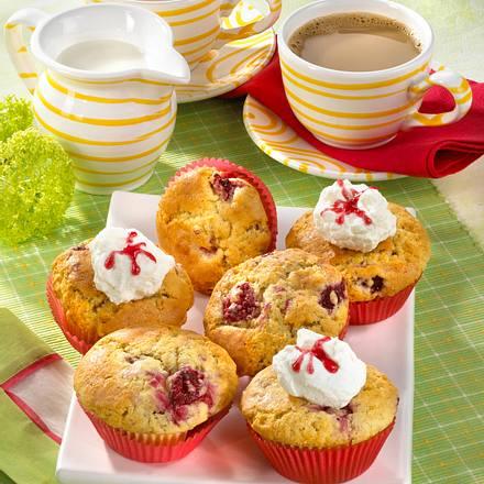 Fruchtige Quark-Muffins (Diabetiker) Rezept