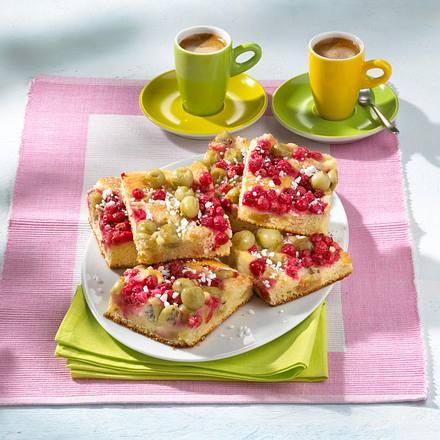 Fruchtiger Becherkuchen Rezept