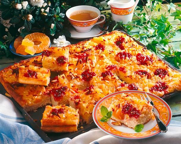 Fruchtiger Butterkuchen Rezept