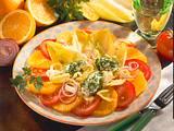 Fruchtiger Wintersalat Rezept