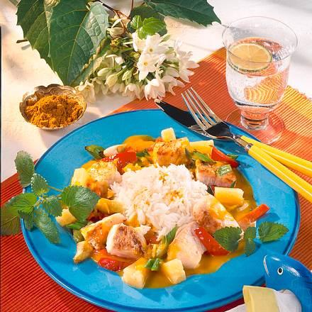 Fruchtiges Fisch-Ragout Rezept