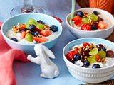 Fruchtiges Langschläfermüsli Rezept