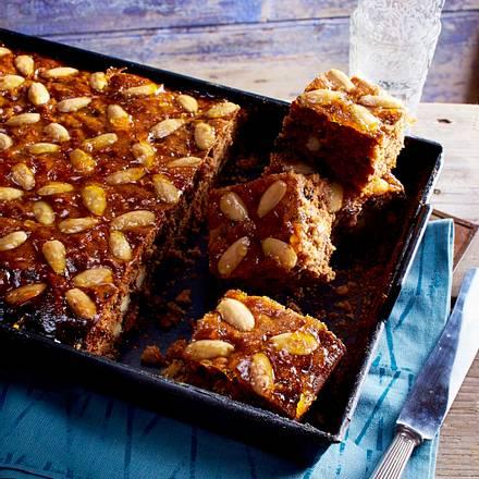 Früchte-Honigkuchen Rezept