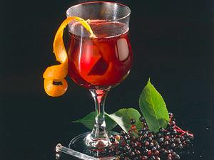 Früchte-Punsch Rezept