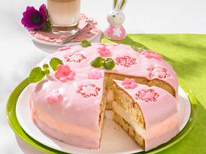 Früchtekuchen-Torte Rezept