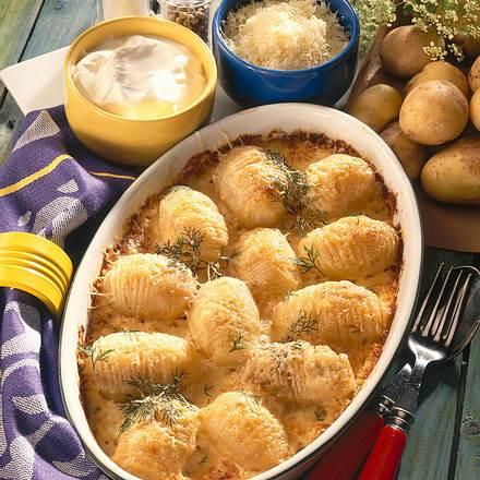 Frühkartoffeln schwedisch Rezept