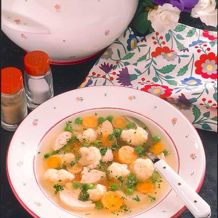 Frühlingseintopf mit Gemüse Rezept