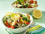 Frühlingssalat mit Joghurt-Dressing Rezept