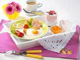 Frühstück für Mama Rezept