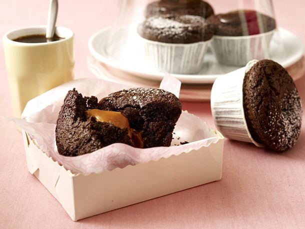 Muffins - kleine Kuchen in Bestform - fudge-choco-muffins