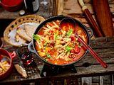 Für die Langstrecke: Pasta e fagioli Rezept