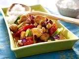 Gai Phad Met Mamuang (Hähnchen mit Cashewkernen) Rezept